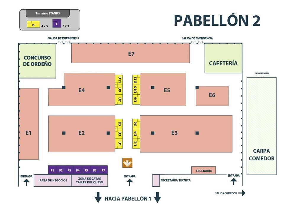 Pabellón 2